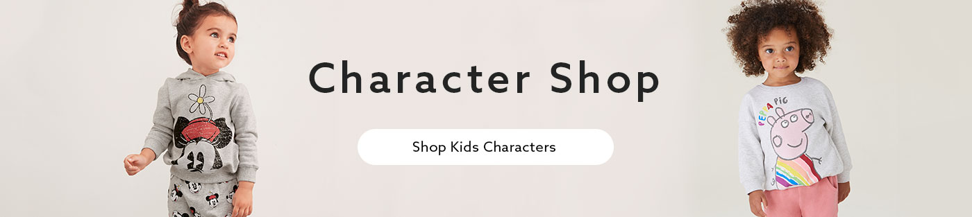 Одежда с мультяшными героями